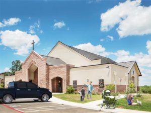Clickable-Coverage-Church