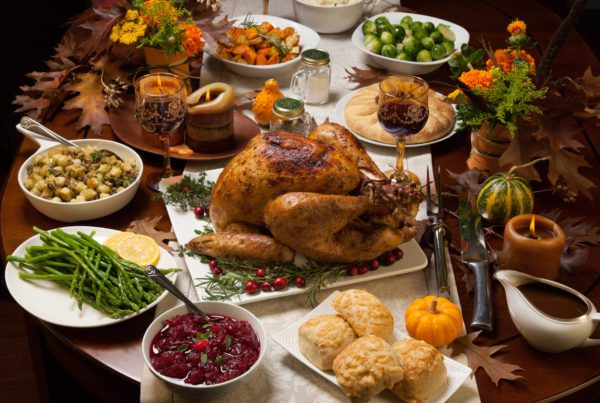 Crowd-Pleasing Thanksgiving Recipes for the Whole Family