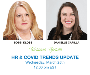 HR & COVID Trends Update