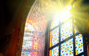 Stained-Glass-in-Church