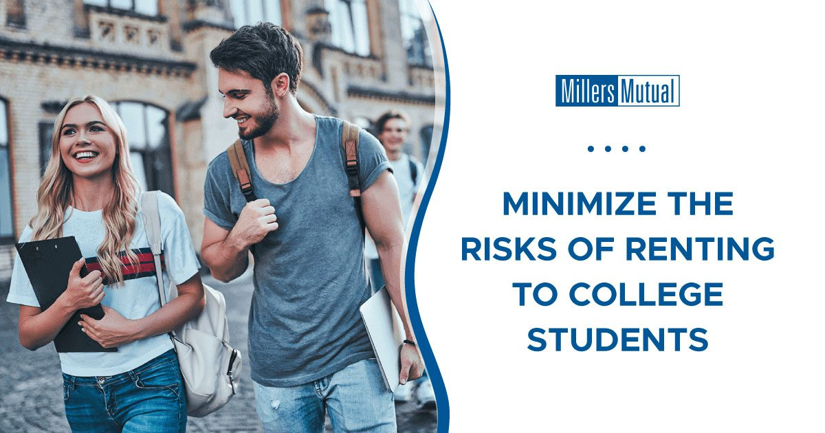 Minimize Risks of Renting to College Students - Open Graph