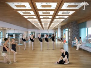 Clickable Coverage - Dance Studio