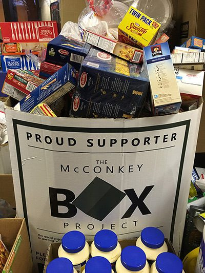 box-project-supplies