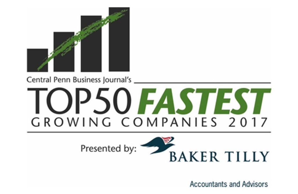 Top 50 Fastest Growing Companies