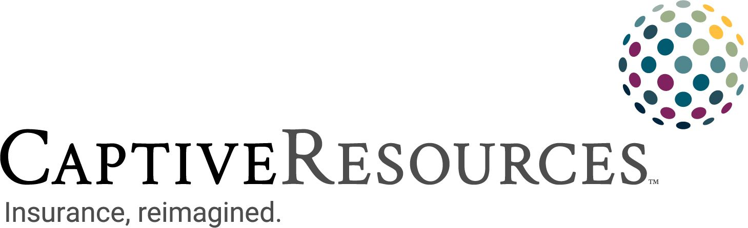 Captive Resources logo with tagline