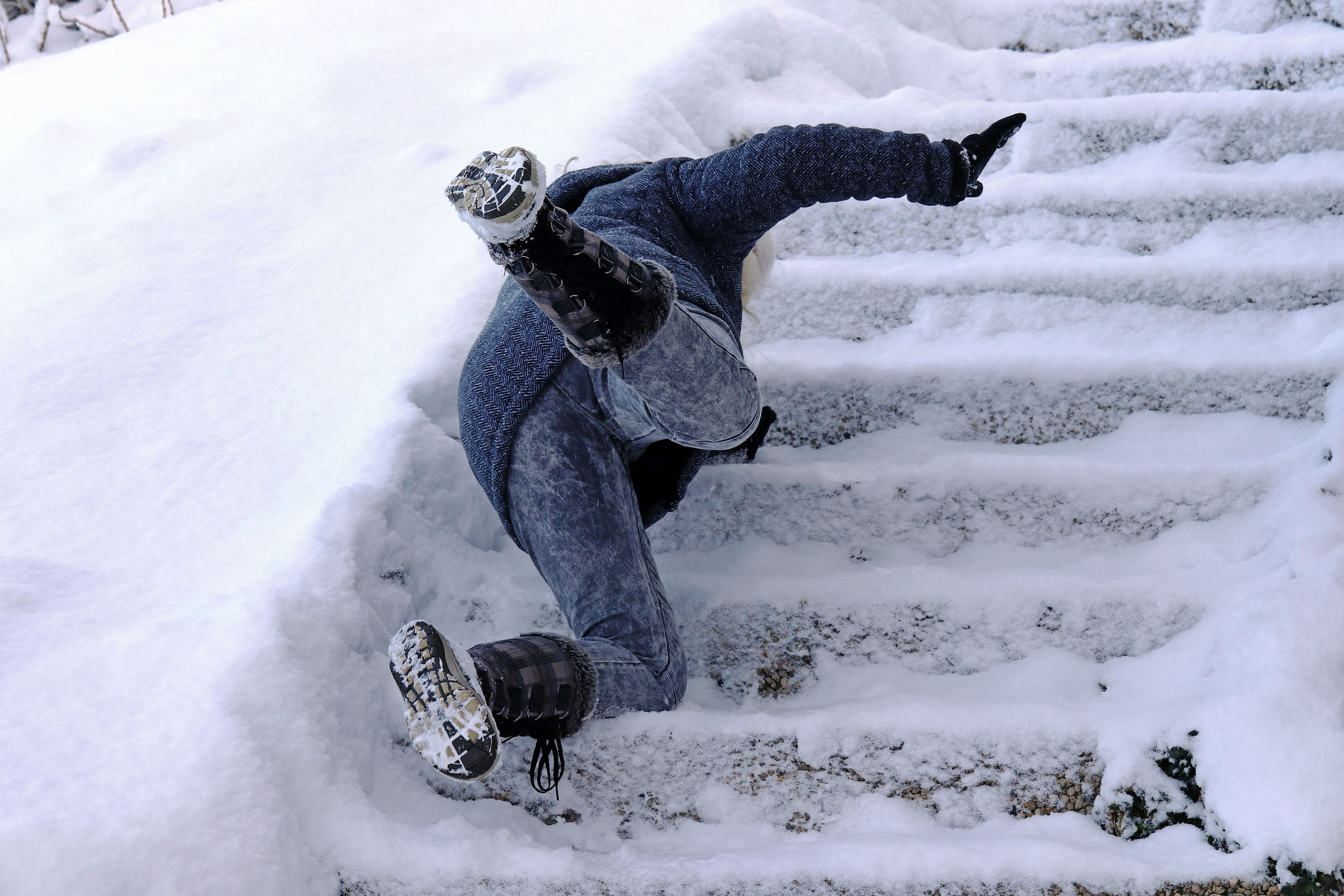 Winter Forecast Shows Workers' Compensation Claims