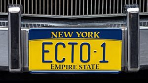 Turn in your license plates in New York state or face civil fines and possible suspension. Call Horan Companies for further information.