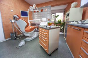 Dental-Office-Insurance-View-of-a-Dental-Office-Chair-Looking-Out-the-Window-of-the-Dental-Practice