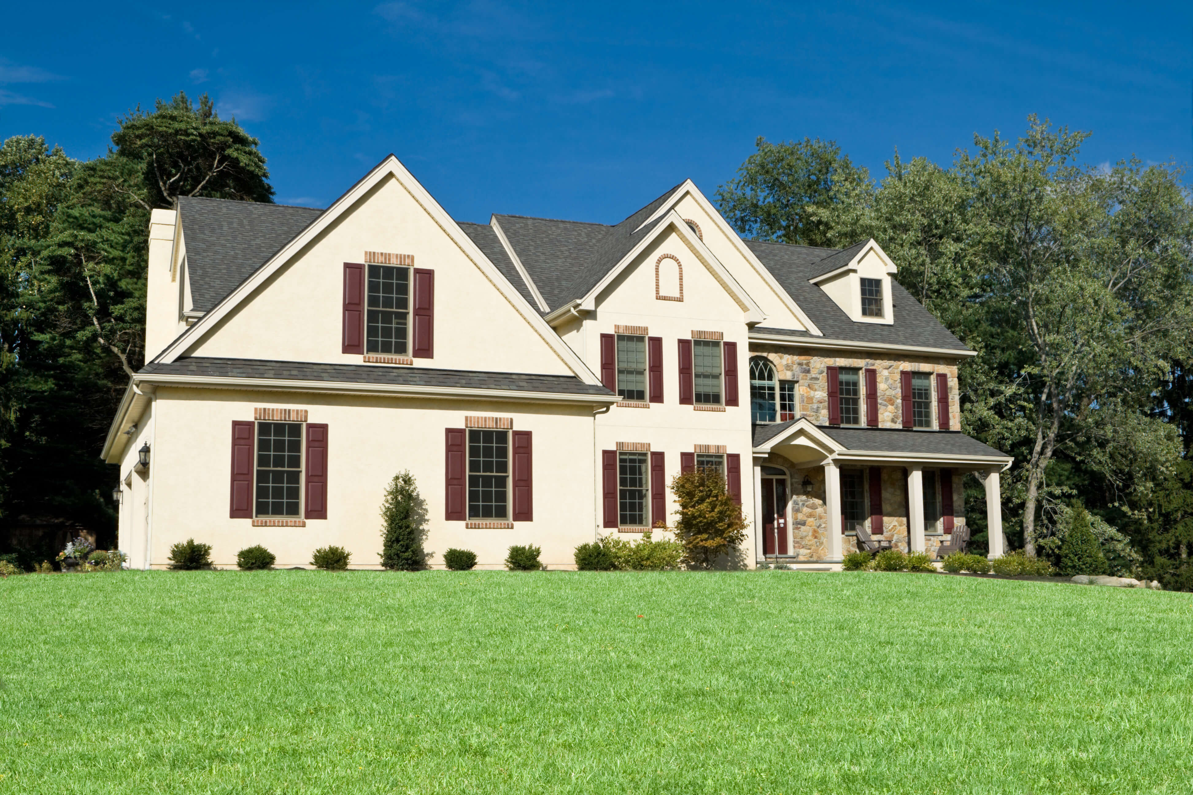 Home and building insurance value