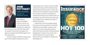 Blog - News Alert Insurance Business America magazines Hot 100 Spotlights Foundation Insurance Group