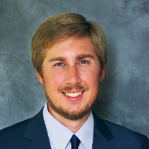 Insurance network consultant Mike Fink