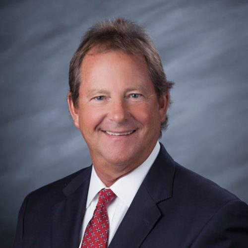 Insurance network consultant Mike Petty