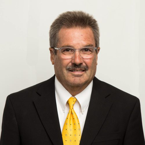 Insurance network consultant Mike Walker