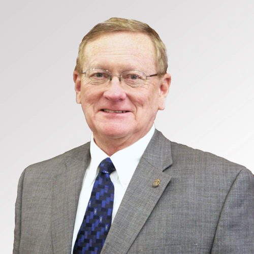 Insurance agency consultant Terry Brown