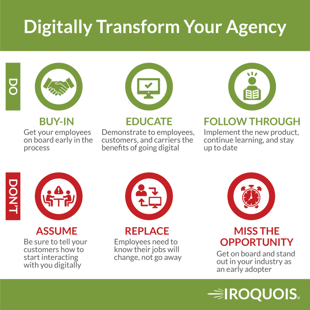 Make sure your agency isnt falling behind with what it takes to be a digital agency.