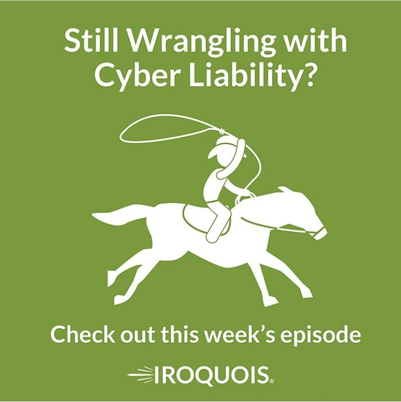 Cyber Liability policies can be like wrangling cattle.