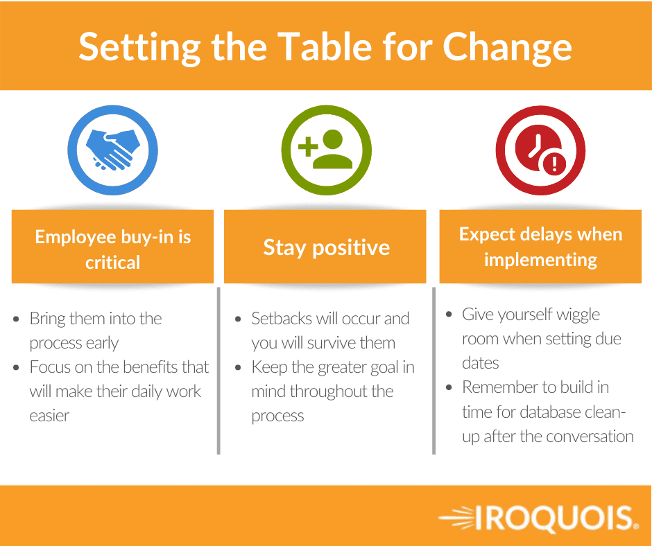 Changing your Agency Management System? Consider these things.