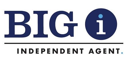 The Big I logo to symbolize that is who we are speaking with