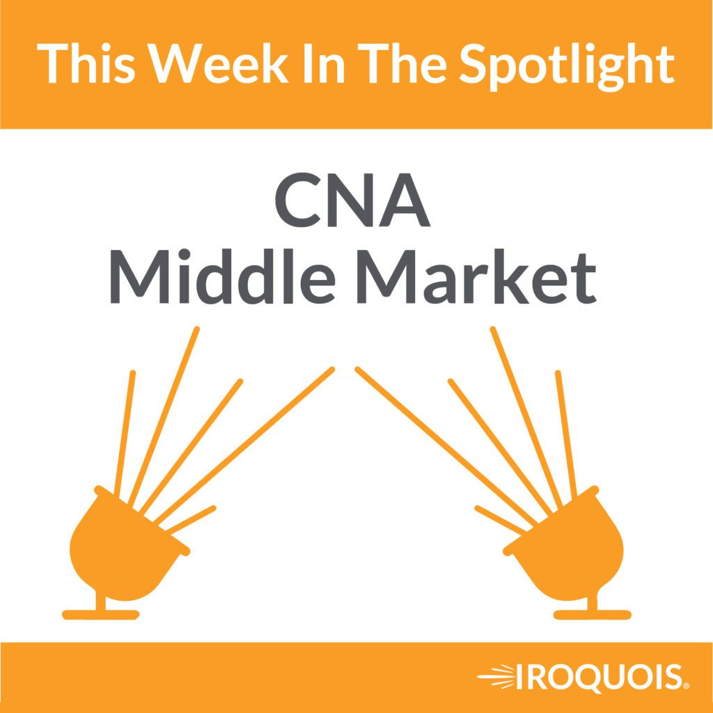CNA Middle Markets.
