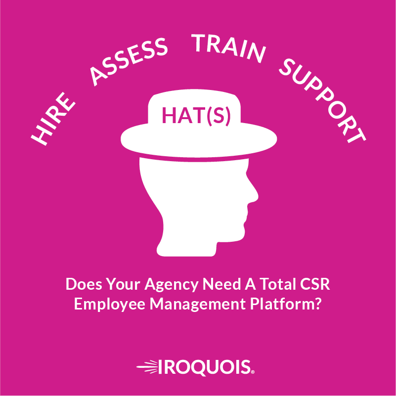 TotalCSR's new roll out of the HATS product.