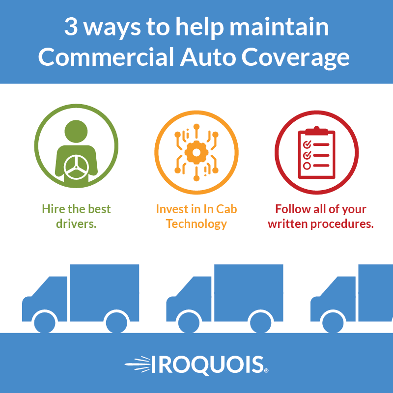 commercial auto coverage 3 best practices