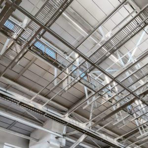 Ceiling-of-Warehouse