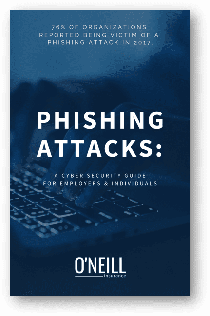 Phishing Attacks Cyber Security Guide - Cover