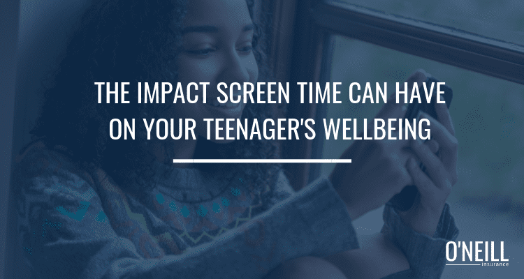 Teen Screen Time