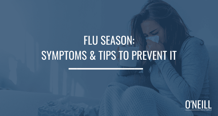 Flu Season - Symptoms and Tips