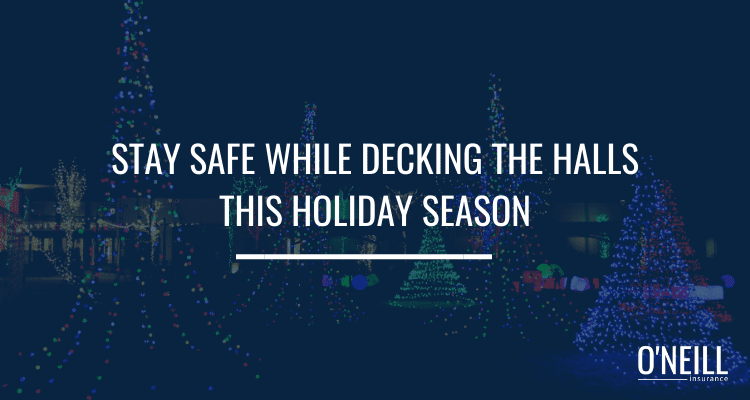 Stay Safe This Holiday Season