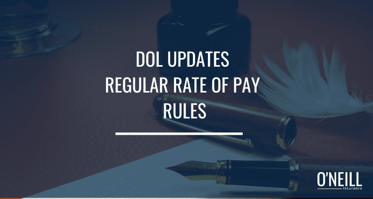 Regular Rate of Pay