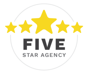 Five-Star-Agency-Badge
