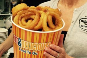 Our Business Partners - Bishops Restaurant Onion Rings