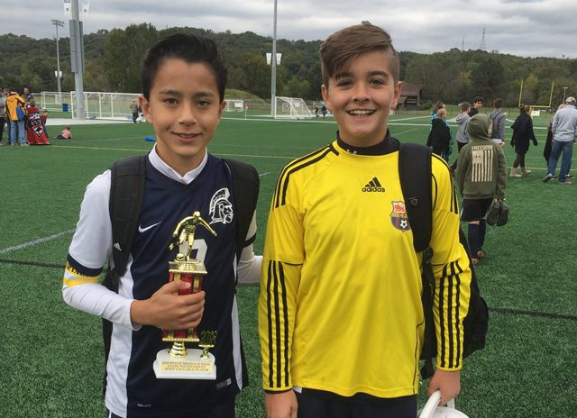 Youth Sports - 2018 Soccer1