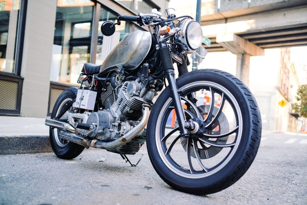 How much motorcycle coverage do you need for an older bike?