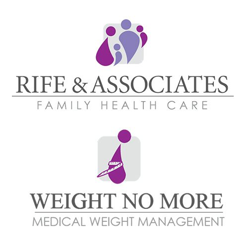 Our Community Resources - Rife and Associates Family Health Care, Weight No More Medical Weight Management Logos