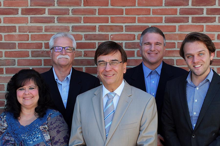 John E. Hollock Insurance Agency - Team Photo