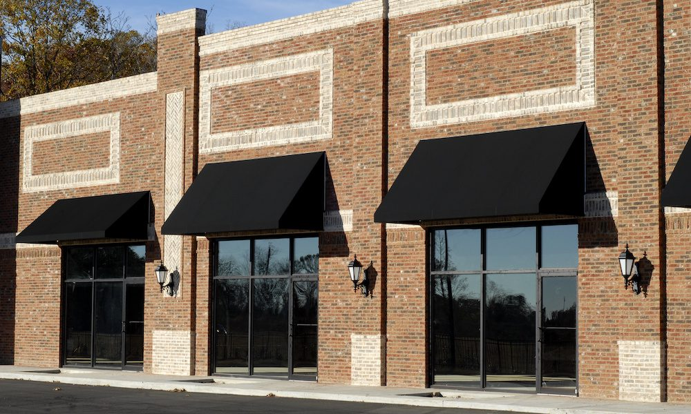 Vacant Property Insurance - New Commercial-Retail-Office Building