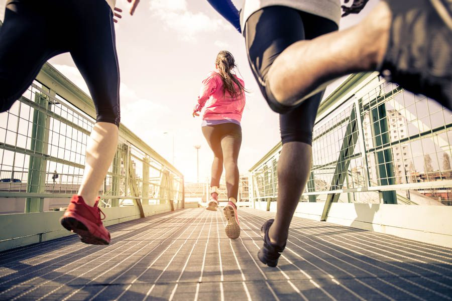 Header - Employee Benefits People Running