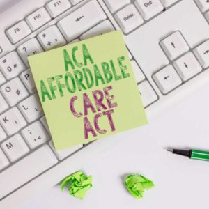 ACA, Affordable Care Act, Obamacare, Health Insurance, Employee Benefits, Insurance Compliance,