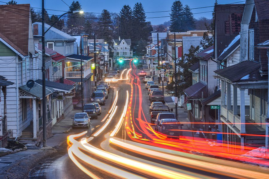 Linesville, PA - Small Town of Linesville Pennsylvania