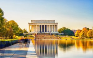 Homepage - Lincoln Memorial