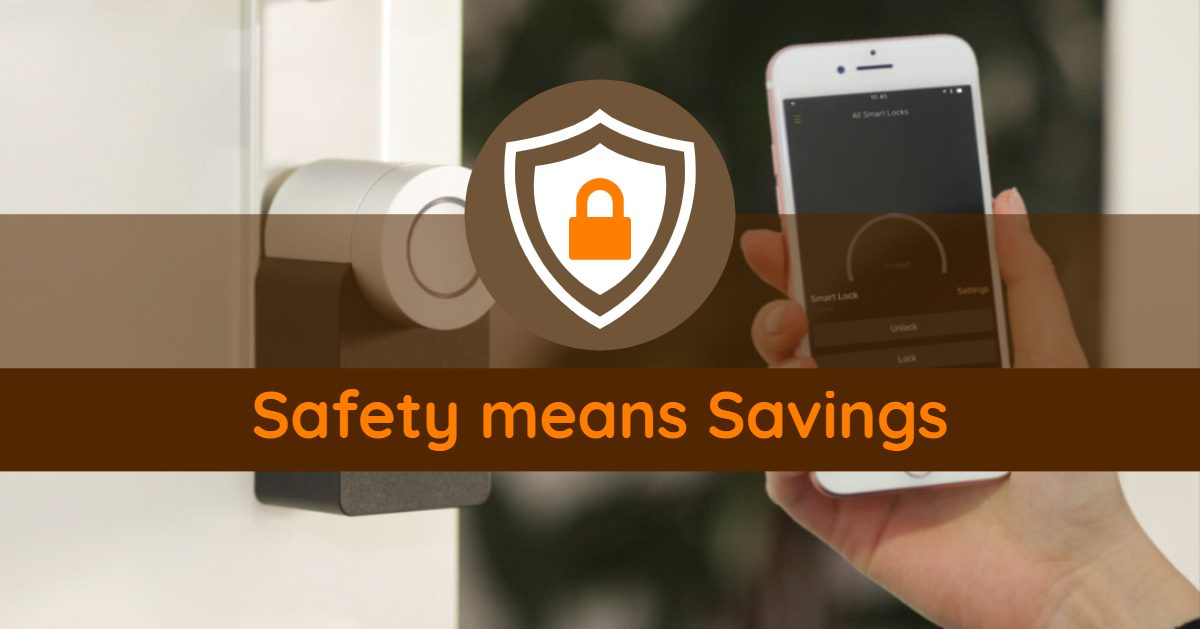 safety means savings image