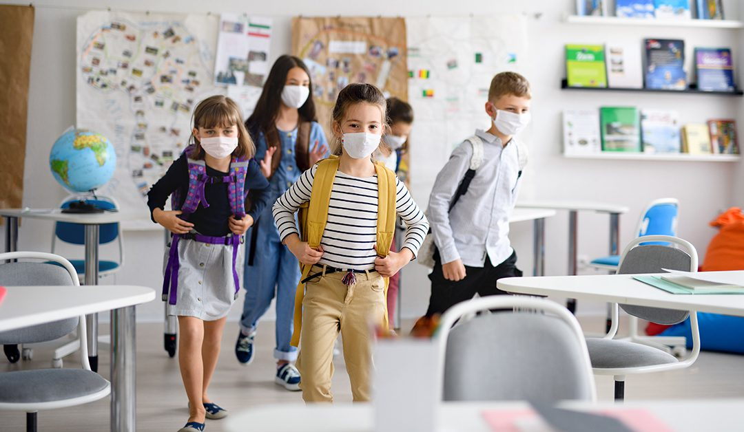 Talking to Children About Returning to School During the Pandemic