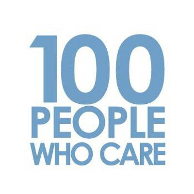 Image result for 100 people who care