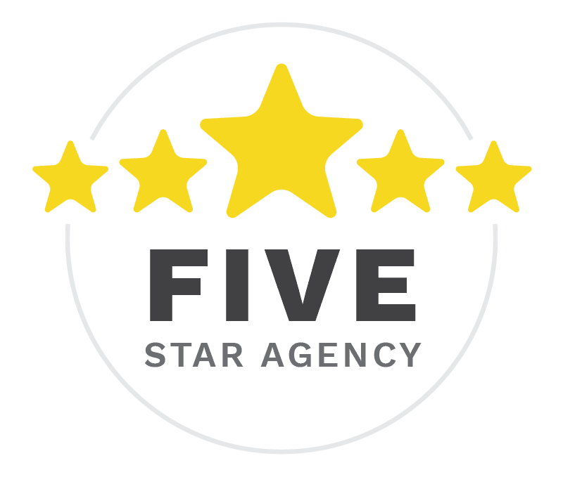Five Star Agency Badge