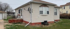 449 Broad St, Campbell, Nebraska 68932, 2 Bedrooms Bedrooms, ,1 BathroomBathrooms,Single Family Home,For Sale,Broad,1034