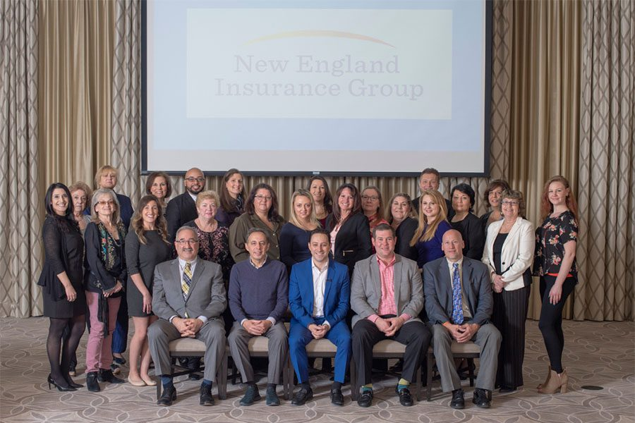 About Our Agency - Portrait Of New England Insurance Team
