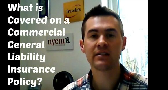 Commericial General Liability Insurance