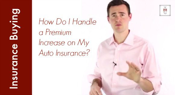 How Do I Handle a Premium Increase on My Auto Insurance